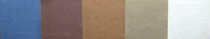 Faux Leather Wine List Covers Material Colors for Napa Metallic