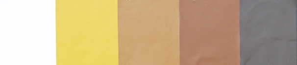 Material Colors for Napa Faux Leather Wine Menu Covers
