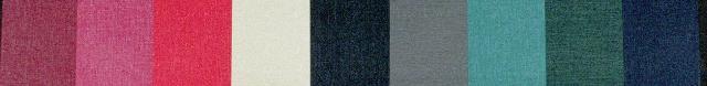 Linen book cloth material for Check Presenters
