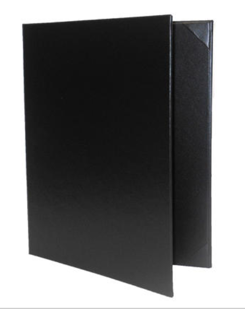 Plaza Casebound Menu Covers Are In Stock And Ready To Ship